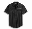 Picture of Men's Schematic Skull Shirt