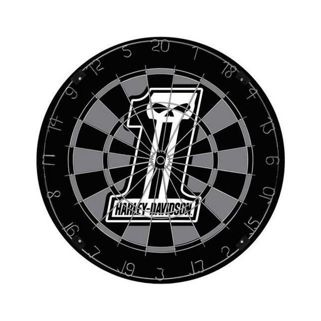 Picture of Dark Custom Dartboard