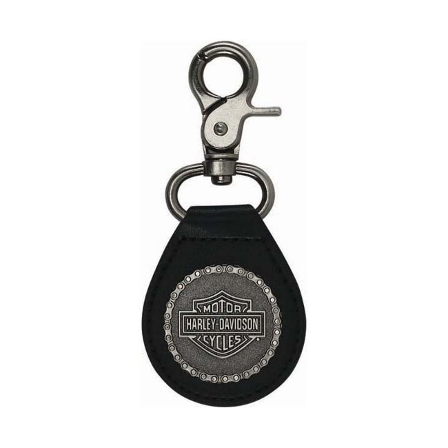 Picture of 2D Struck H-D Chain Keychain