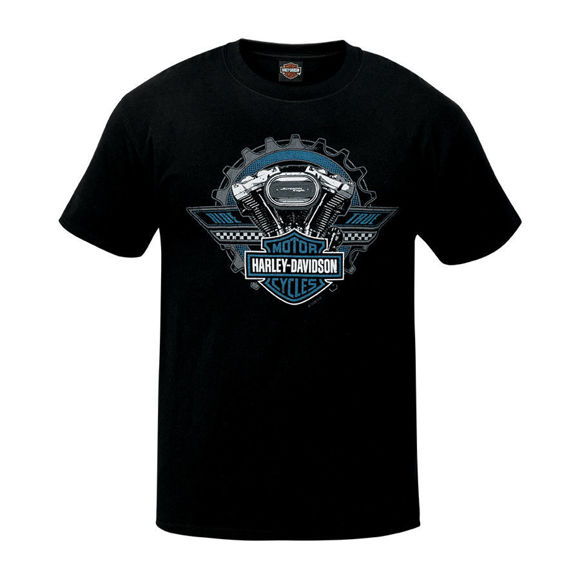 Picture of Men's West Coast Power V T-Shirt