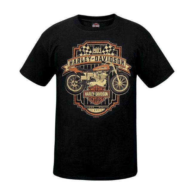 Picture of Men's West Coast Race Side T-Shirt
