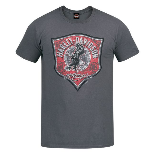 Picture of Men's West Coast Shield Eagle Tee