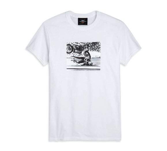 Picture of Men's Evel Knievel Short Sleeve Tee