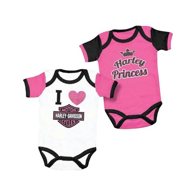 Picture of Baby Girls' Princess Creeper Set
