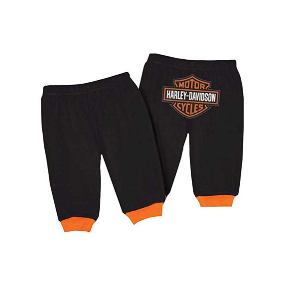 Picture of Baby Boys' Interlock Bar & Shield Logo Pants
