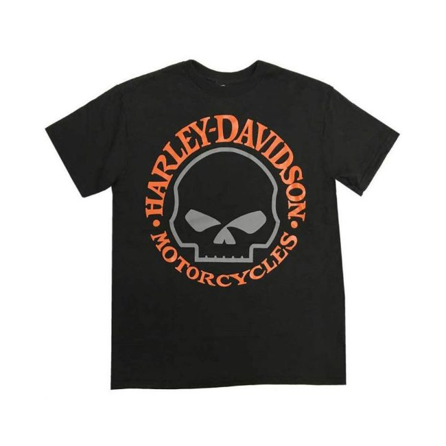 Picture of Big Boys' Willie G Skull Short Sleeve Tee
