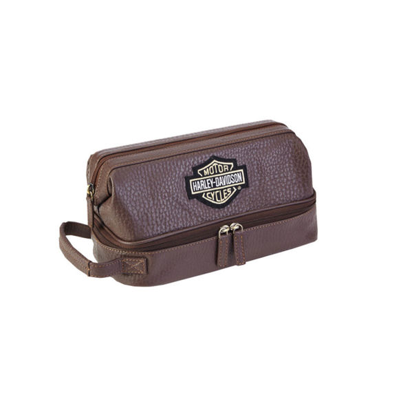 Picture of Brown Toiletry Kit