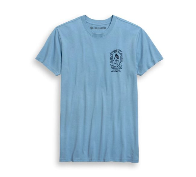 Picture of Men's Living Fast Tee - Slim Fit