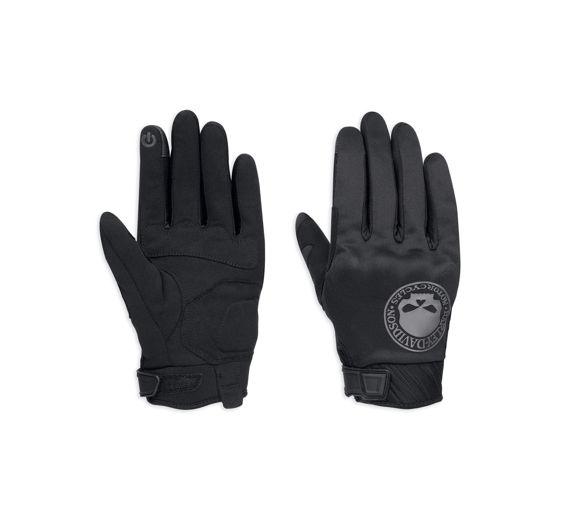 Picture of Men's Skull Soft Shell Gloves