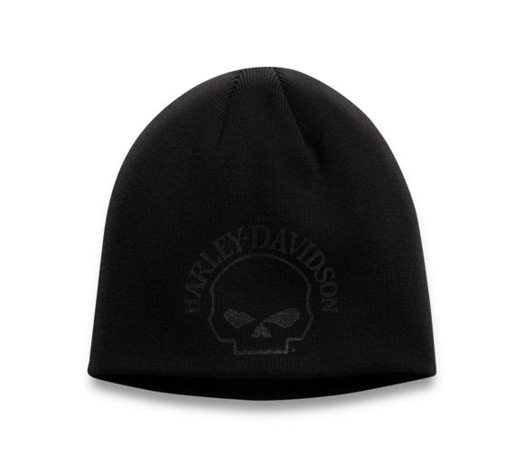Picture of Skull Knit Hat