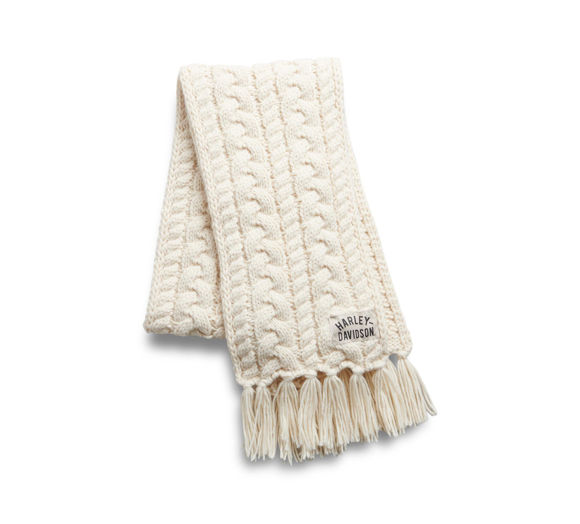 Picture of Women's Cable Knit Scarf
