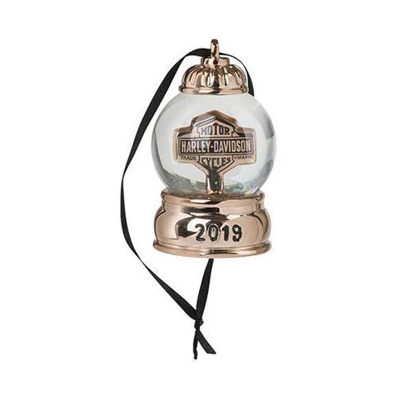 Picture of 2019 Mini Snowglobe Ornament