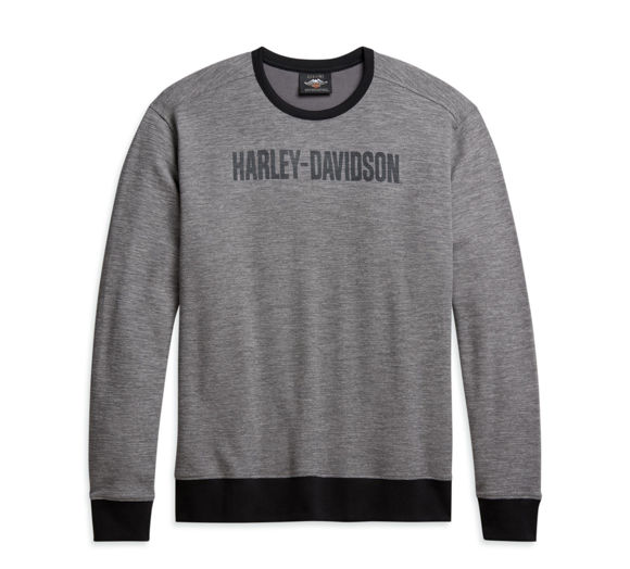 Picture of Men's Textured Pullover
