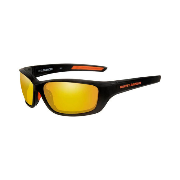 Picture of Men's Silencer Sunglasses - Orange