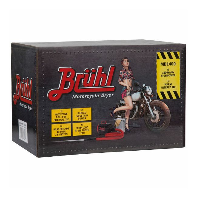 Picture of Bruhl MD1400 Motorcycle Dryer