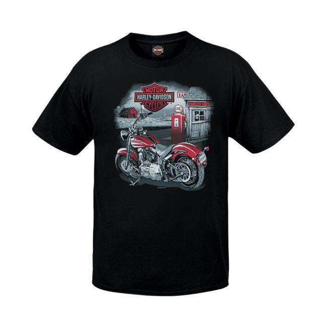 Picture of Men's West Coast Last Stop T-Shirt