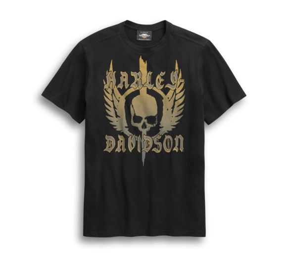 Picture of Men's Skull Wing Tee