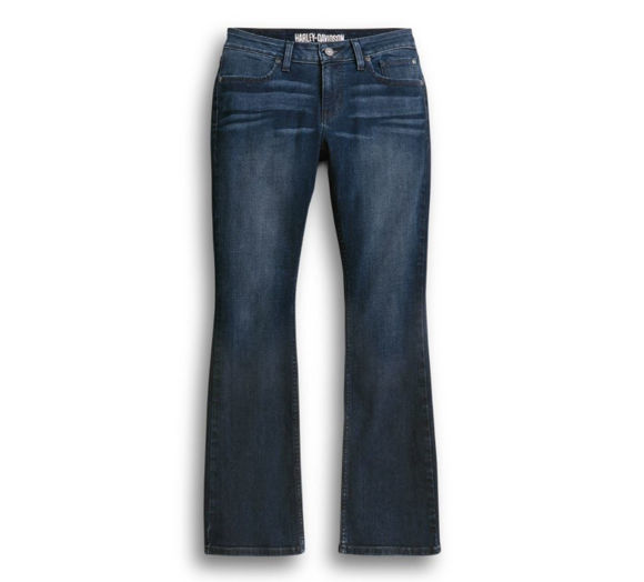 Picture of Women's Bootcut Performance Jeans