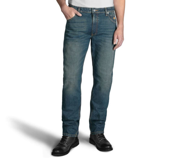 Picture of Men's Straight Leg Fit Modern Stretch Jeans