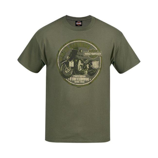 Picture of Men's West Coast War Sign T-Shirt