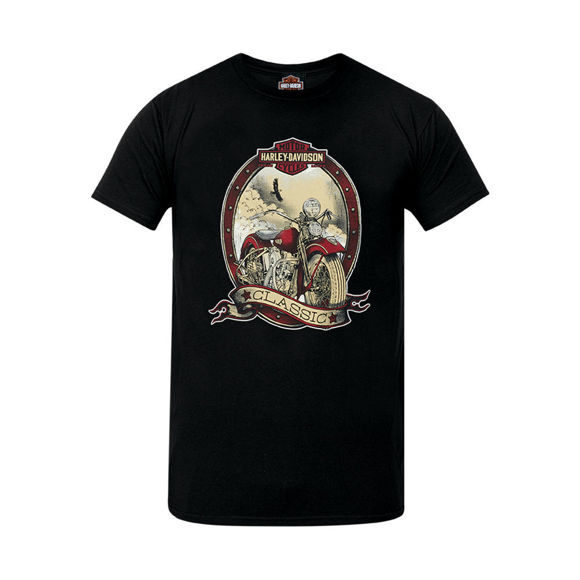 Picture of Men's West Coast Old Style T-Shirt