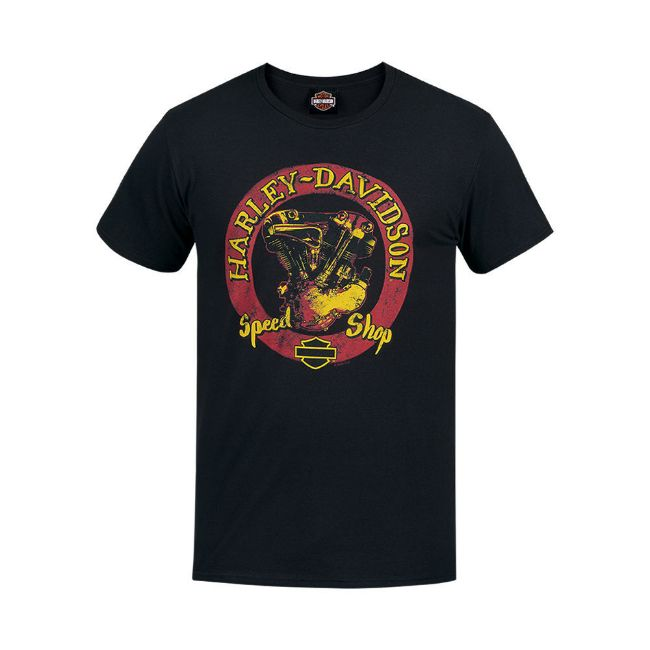 Picture of Men's West Coast Speed Round T-Shirt