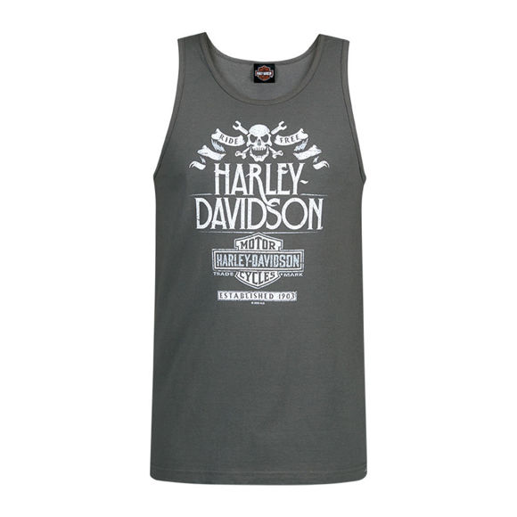 Picture of Men's West Coast Creased Tank
