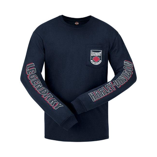 Picture of Men's West Coast Legend Tag T-Shirt