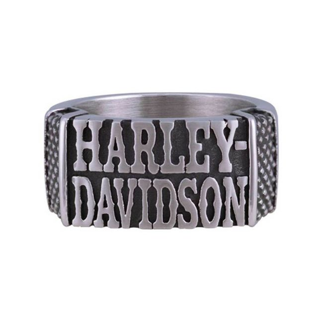 Picture of Men's Western H-D Band Ring