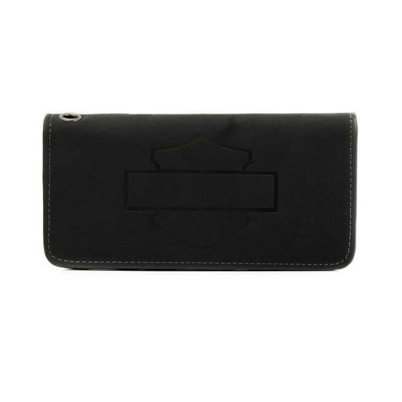 Picture of Men's Refuel Trucker Leather Wallet