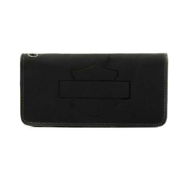 Picture of Men's Refuel Trucker Leather Wallet