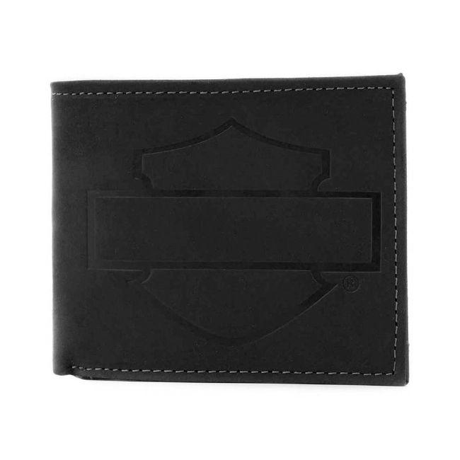Picture of Men's Refuel Bi-Fold Leather Wallet