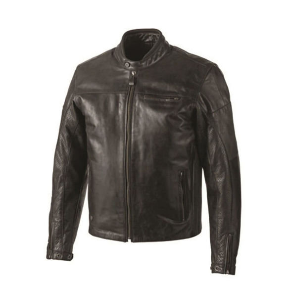 Picture of Men's Inline Leather Jacket