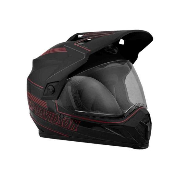Picture of Motopolis Full-Face Helmet