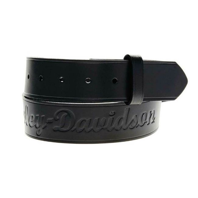 Picture of Women's Miles Ahead Genuine Leather Belt Strap