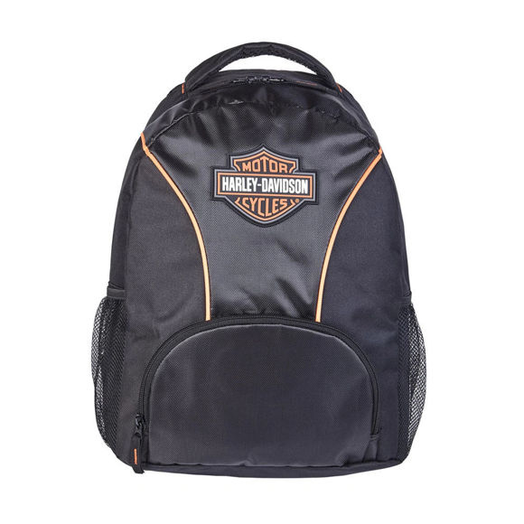 Picture of Bar & Shield Logo Patch Backpack