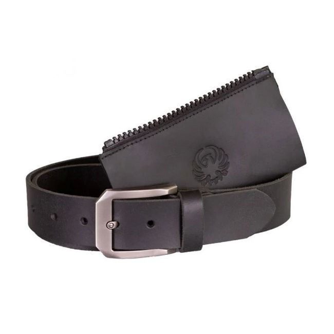 Picture of Men's Merlin Leather Connecting Belt