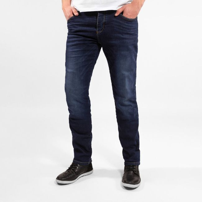 Picture of Men's Ironhead Mechanix Slim Jeans - Dark Blue