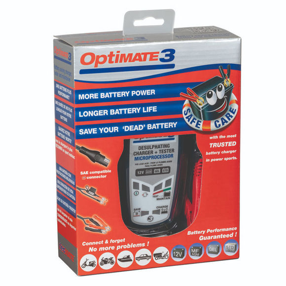 Picture of OptiMate 3 Battery Tender
