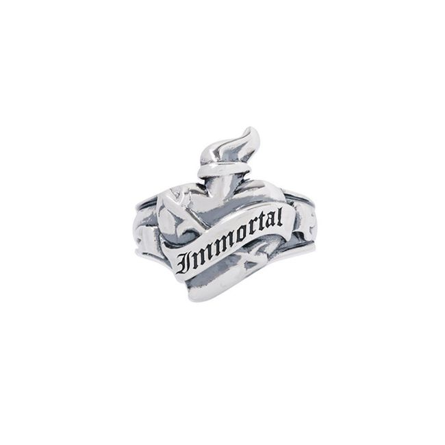 Picture of Silver Immortal Ring