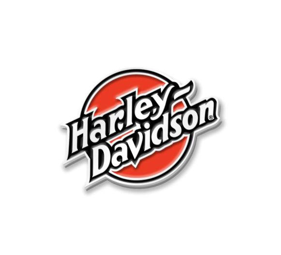 Picture of Harley Tank Enamel Pin