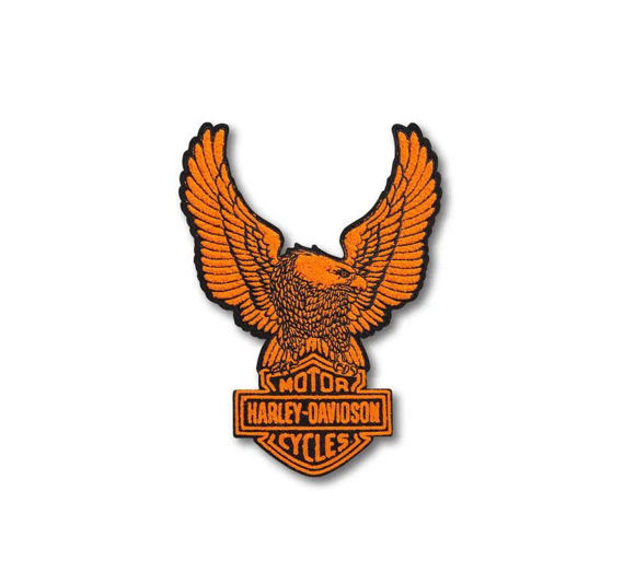 Picture of Eagle Iron-On Patch