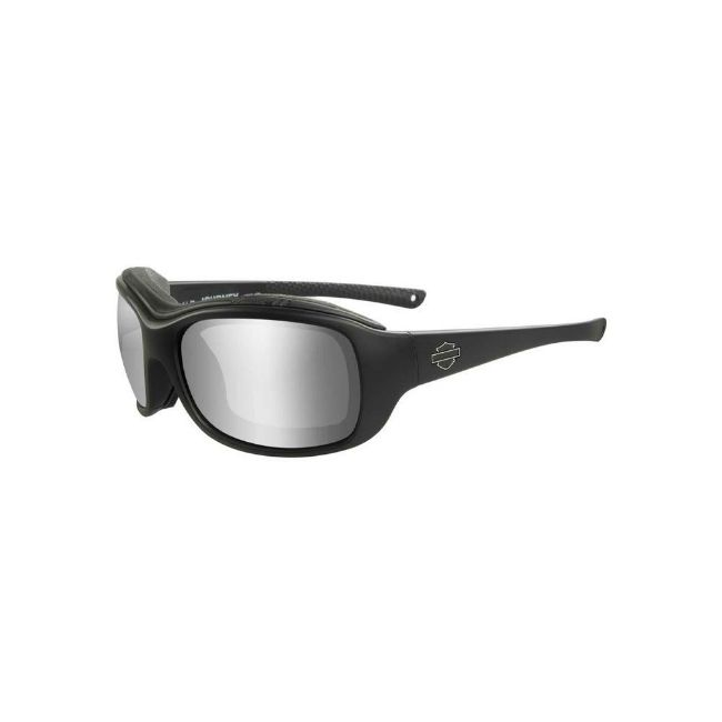 Picture of Wiley X HD Journey Sunglasses - PPZ Silver Flash