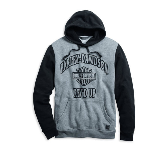 Picture of Men's Rev'd Up Pullover Hoodie