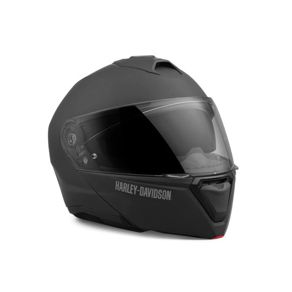 Picture of Capstone Sun Shield II Modular Helmet - Matte Black