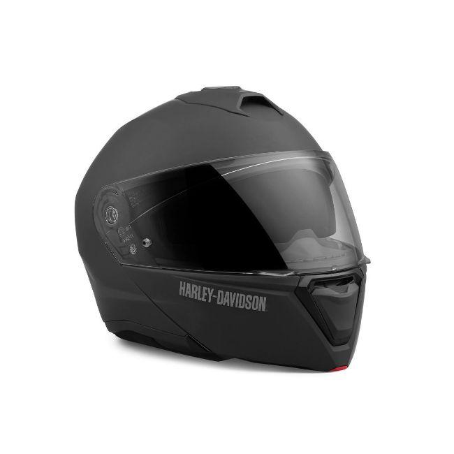 Picture of Capstone Sun Shield II Modular Helmet - Matte Black
