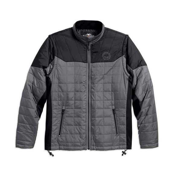 Picture of Men's Convertible Packable Mid-Layer Jacket