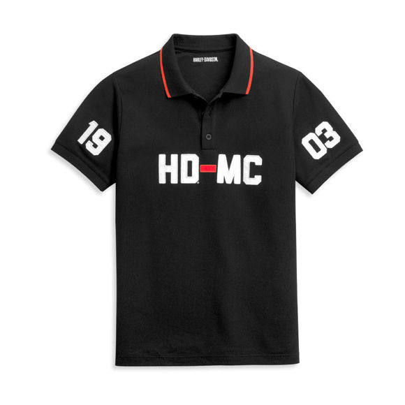 Picture of Men's HD-MC 1903 Polo Knit Shirt