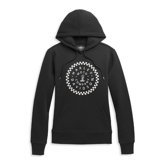 Picture of Women's #1 Circle Graphic Hoodie