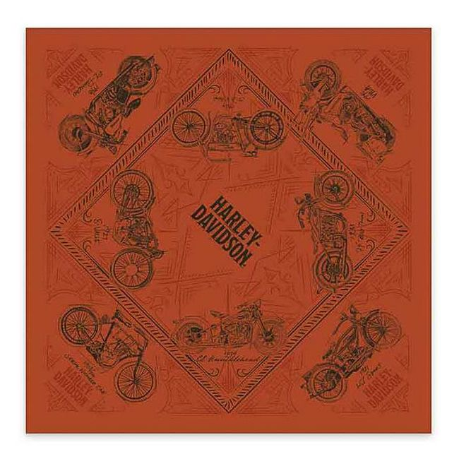 Picture of Timeline Bandana